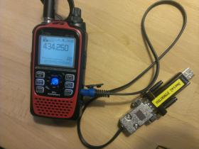 DIY ICOM ID-51数据线