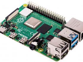 Raspberry Pi 4 支持 4K 输出和最高 4GB RAM