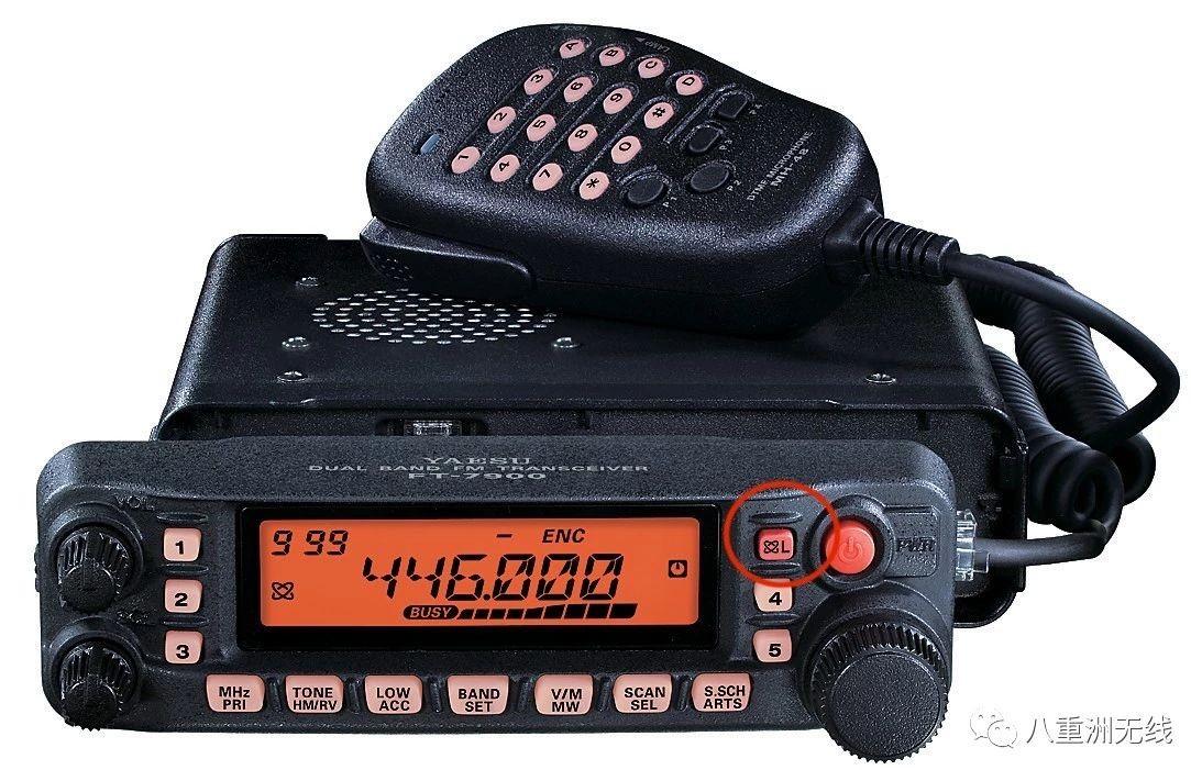 按下PTT发射后为何会延时送信呢?