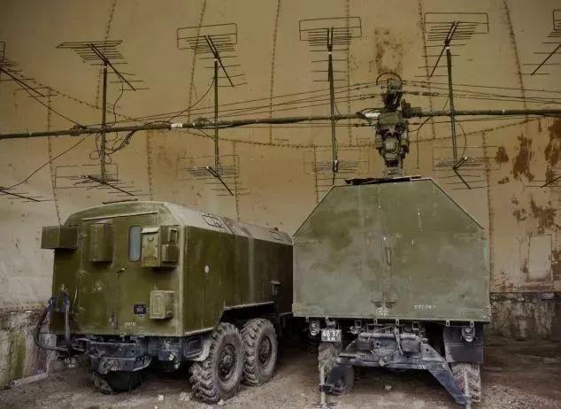 尘封的历史—前苏联无线电侦察站