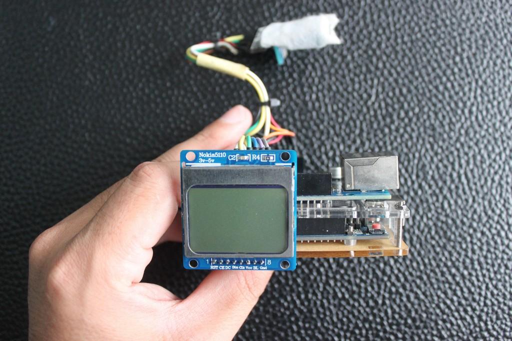 使用Arduino 、NodeMCU 搭建简易气象站