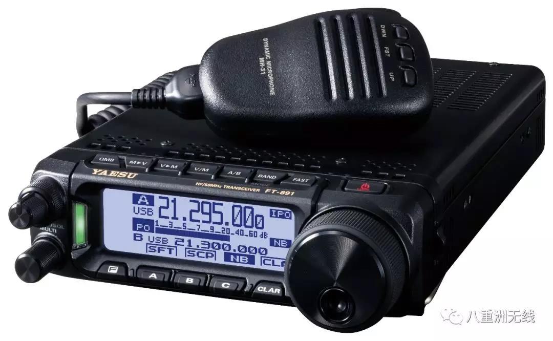 盘点2018年八重洲业余无线电台设备