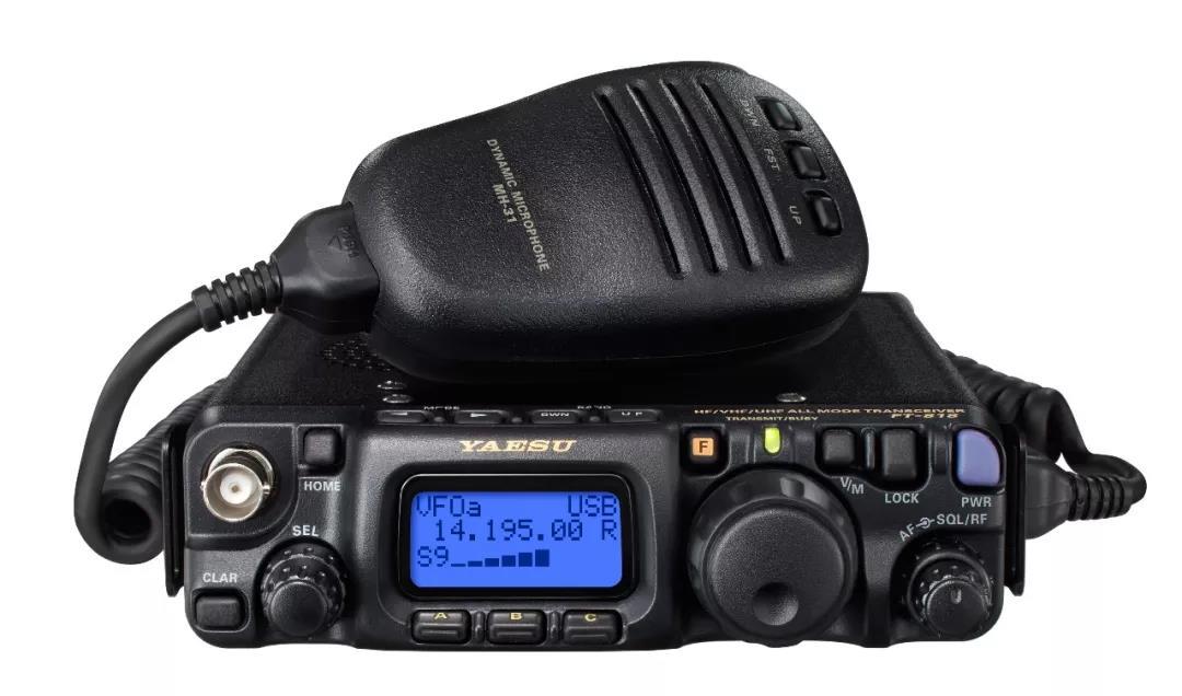 经典的魅力!YAESU FT-818 电台使用测评