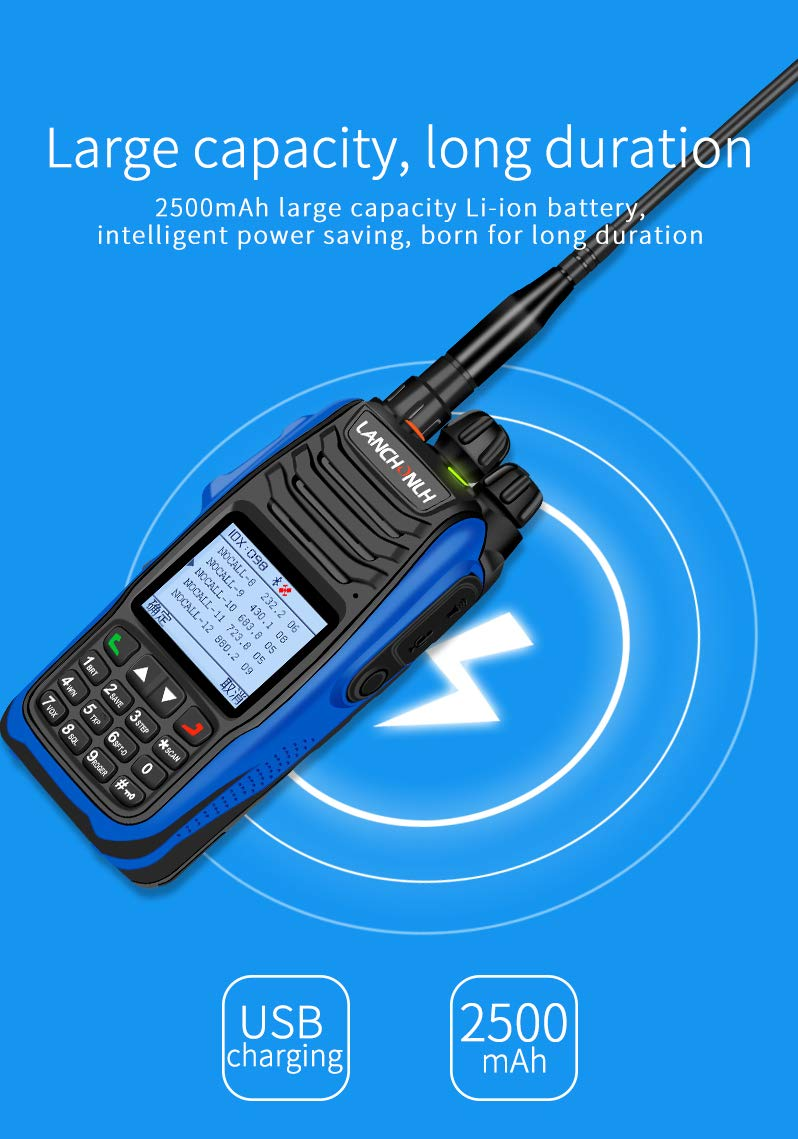 APRS Radio— LANCH HG-UV98