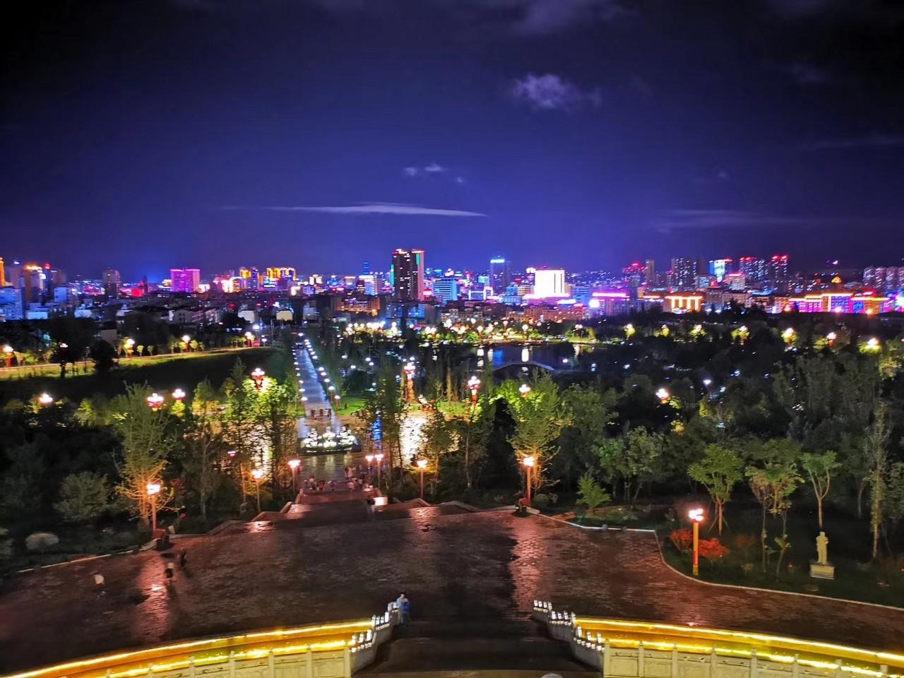 2019火把节-彝族十月太阳历文化园之夜