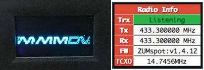 关于MMDVM工作模式及三网互通的简单说明