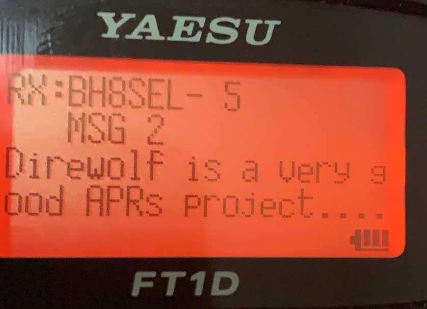 树莓派+USB声卡+手台搭建APRS基站