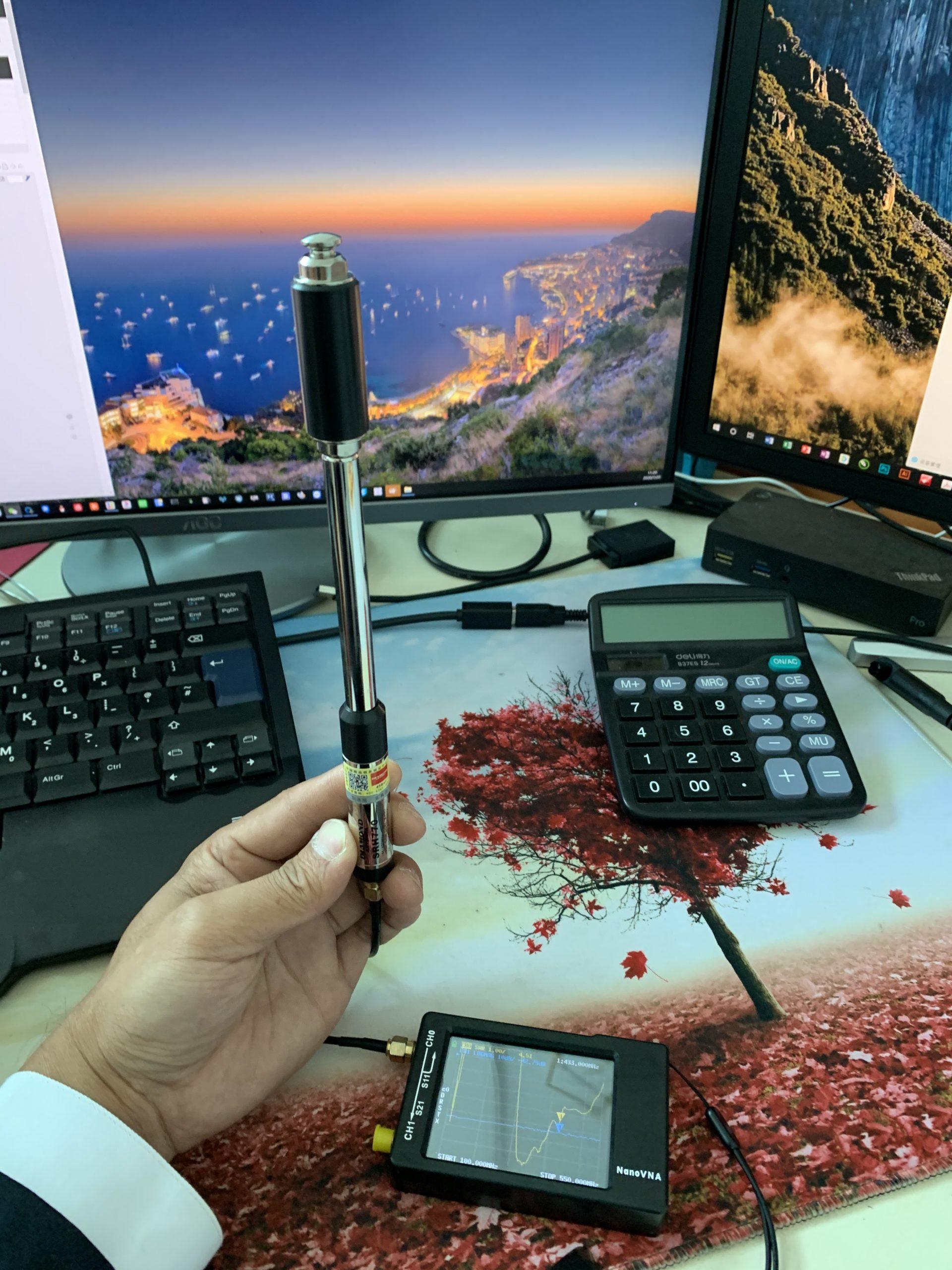 钻石SRH775、SRH770拉杆天线简单评测